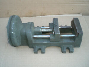 Pneumatic Vise 4 Jaws For Mill Drill Press