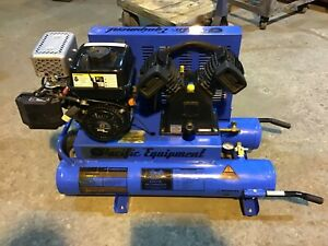 Pacific Equipment Pac 2t Air Compressor