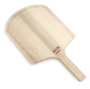 1 Pc Wooden Pizza Peel 12x14 Blade Overall 22 New