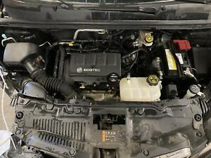 Engine 1 4l With Turbo Vin B 8th Digit 52k Miles 2016 2019 Buick Encore