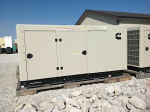New Cummins Onan Rs Series 50kw Natural Gas propane Rs50 Liquid Cooled Generator