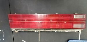 1974 Pontiac Grandville Convertible Passenger Right Taillight