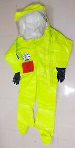 Tychem Training Chemical Protective Suit Chemical Safety Suit