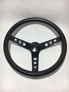 Grant Products Classic Foam Steering Wheel 3 Spoke 13 1 2 Inches 338