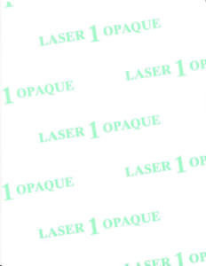 Laser 1 Opaque Dark Shirt Heat Press Machine Transfer Paper 8 5 X 11 50 Sheets