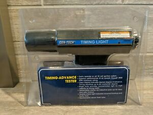 Cen Tech Led Xenon Bulb Advance Timing Light Engine Motor Automotive Tune Up