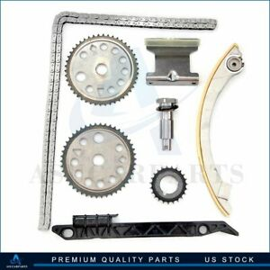 Timing Chain Kit For 00 11 2 4l 2 2l Dohc Ecotec Engine Chevrolet Saturn Sky