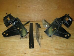 Western Ultramount Plow 3249 Truck Mount 2004 Ford F250 F550 Excursion Latebuild