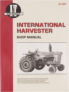 Manual Ih203 Fits Case Ih 1086 454 464 484 574 584 674 766 786 826 886 966 986