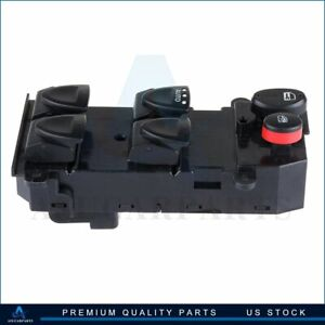 Universal Power Window Switch Front Left For 2006 2010 Honda Civic
