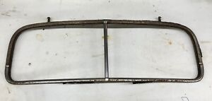 1937 1938 1939 Ford Windshield Frame Crank Out Coupe Sedan Truck V8 Flathead