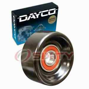 Dayco Drive Belt Tensioner Pulley For 1995 1997 Ford Aerostar 3 0l V6 Engine Ef