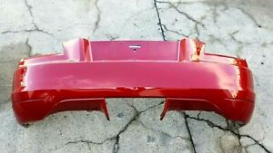 2004 2008 Chrysler Crossfire Rear Bumper Cover 5159187aa Oem Red