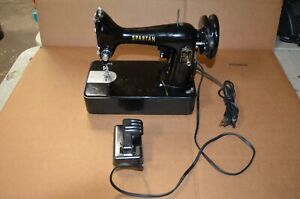 Singer 192k Leather Upholstery Denim Heavy Duty 1959 60 Sewing Machine 1 0 Amp