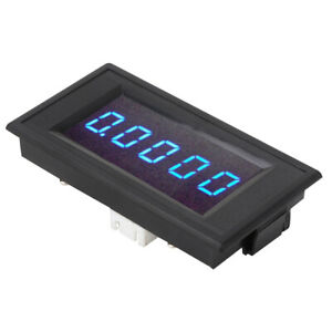 Polarity Protection Anti interference Current Meter Digital Display Panel