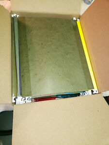35 Hanging File Folders Mostly New Some Used Green And Colors Letter Size