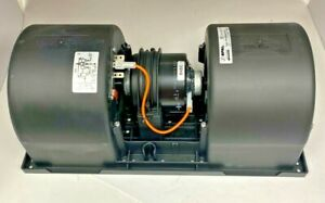 Spal Blower 006 a45 b 22 12volts With 3 Speed Resistor