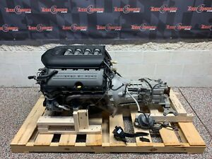 2013 Ford Mustang Gt Oem Coyote 5 0 Engine Mt82 Manual Trans Liftout Tested