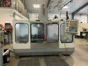 1995 Haas Vf 4 Vertical Mill