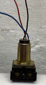 General Electric Rr7 Relay Ge Rr 7 Low Voltage Remote Control Relay Switch