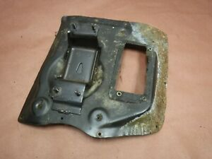 Jeep Grand Cherokee Zj 93 98 Floor Gearshift Transmission Cover Plate