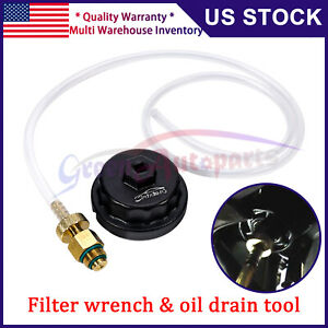 3mirror Oil Filter Wrench Remover Tools Drain Tool For Toyota Lexus Camry Etc