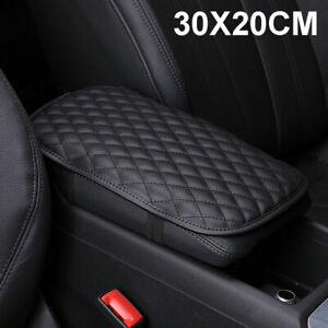 Car Accessories Armrest Cushion Cover Center Console Box Pad Protector Usaaa