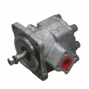 Used Hydraulic Pump Compatible With Ford 1900 1200 1100 New Holland 1900