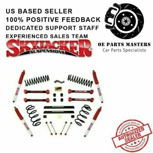 Skyjacker Complete Suspension 4 Lift Kit For 03 06 Jeep Wrangler 4wd Tj403bph