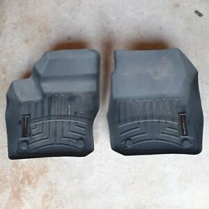 2012 2018 Ford Focus Weather Tech Floor Liner Pair Front Left Right