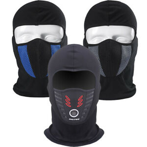 Balaclava Face Cover UV Protection Windproof Hood Tactical Cover for Ski Cycling $5.99