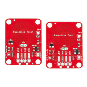 Set Of 2 Touch Module Touch Switch Touch Switch
