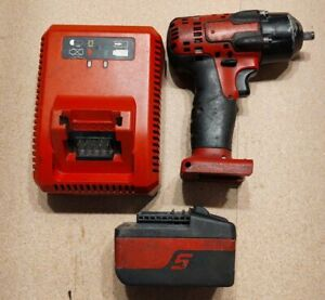 Snap On Tools Ct8810a Cordless Impact 3 8 Drive Battery Charger Tested