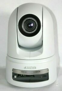 Sony Sncrz25n Network Ptz Pan Tilt Zoom Security Camera Untested