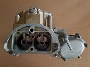 Mopar Holley 1969 1 2 440 Six Pack A12 Rear Carburetor 4394 1 Date 1289