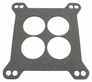 Holley Carburetor Carb 4 Hole Base Plate Gasket Edelbrock Motorcraft Afb 1 Pk G7