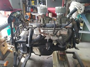 Mopar 216 Cid 6 Cylinder Motor Edmonds fenton Equipped Hot Rod Rat Rod