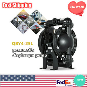 Air operated Double Diaphragm Pump Qby4 25l Membrane Pump W 1 Inlet Outlet