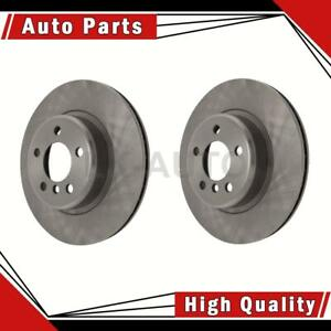 Centric Parts Front 2 Of Disc Brake Rotors For Land Rover Discovery 1999 2004