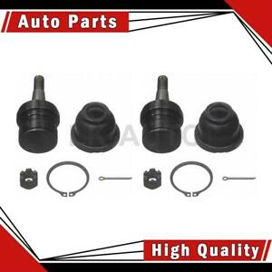 Moog Chassis Products Front Lower 2 Of Suspension Ball Joints For Dakota Dodge