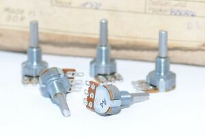 5x Vintage Potentiometer Trimmer Von Rft 22 Kohm Lin Variable Resistor Nos
