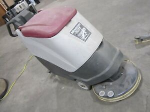 Minuteman 200x Self propelled Floor Scrubber With Charger Untested
