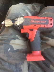 Snap On Cdr8850h 18v 1 2 Monsterlithium Cordless Hammer Drill Tool Only