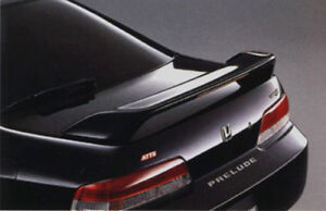 Genuine Jdm 97 01 Honda Bb6 Prelude Type s Front Lip Spoiler And Rear Wing