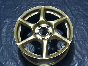 Jdm Honda Ap1 S2000 Gioire 16 Bbs Forged Alloy Wheel Rear 1