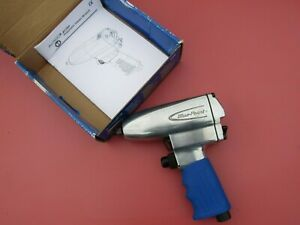 New Blue Point At380 3 8 Drive Air Impact Wrench Gun By Snap On Tools Nos