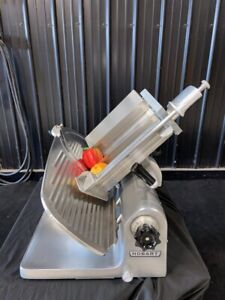 Hobart 1612 Manual Commercial Slicer Chopper Meat Cheese Deli Cutter