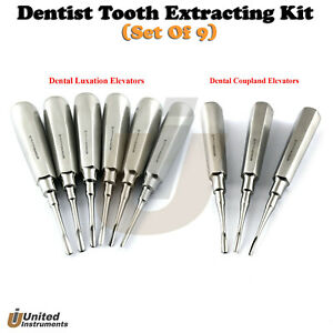 Dental Coupland Elevators Luxating Tooth Loosening Root Extraction Veterinary