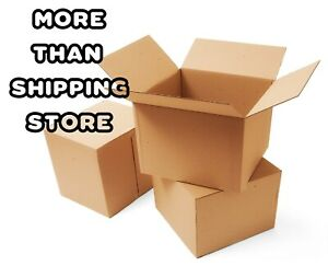 10x10x10 Moving Box Packaging Boxes Cardboard Corrugated Packing Shipping
