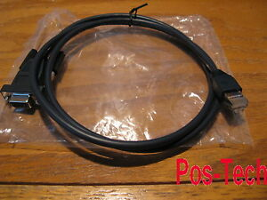 Programming Cable Vx570 To Pc Terminal Db 9 Rs232 P n 26264 05 15ft Long